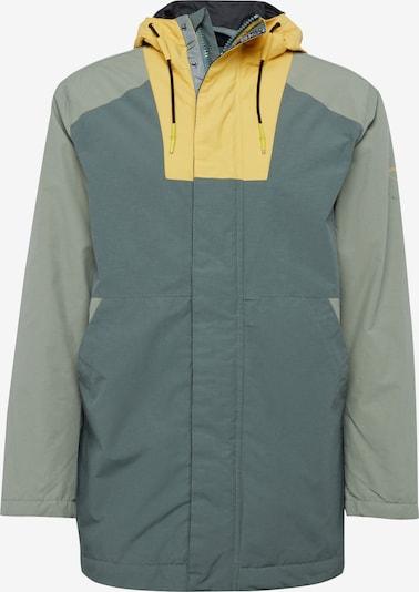 Pepe Jeans Jacke 'HAYAMA' in senf / dunkelgrün, Produktansicht