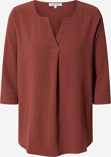 ABOUT YOU Blouse 'Emmi' in rusty red, Item view