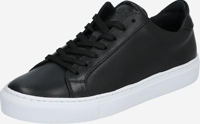 Garment Project Trampki niskie 'Type' w kolorze czarny / białym, Podgląd produktu