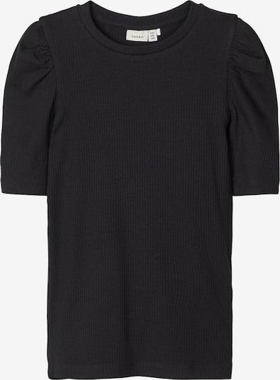 NAME IT T-Shirt en noir, Vue avec produit