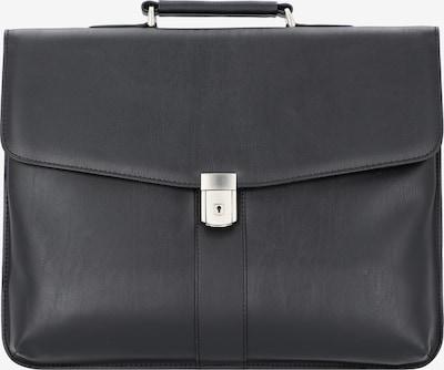 Alassio Aktentasche 'Pescara' in schwarz, Produktansicht