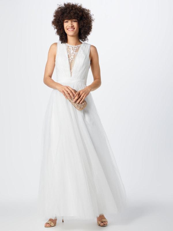 Robe Blanc London De 'hochzeitskleid Amelie' Chi Soirée En 0wNPkn8OX