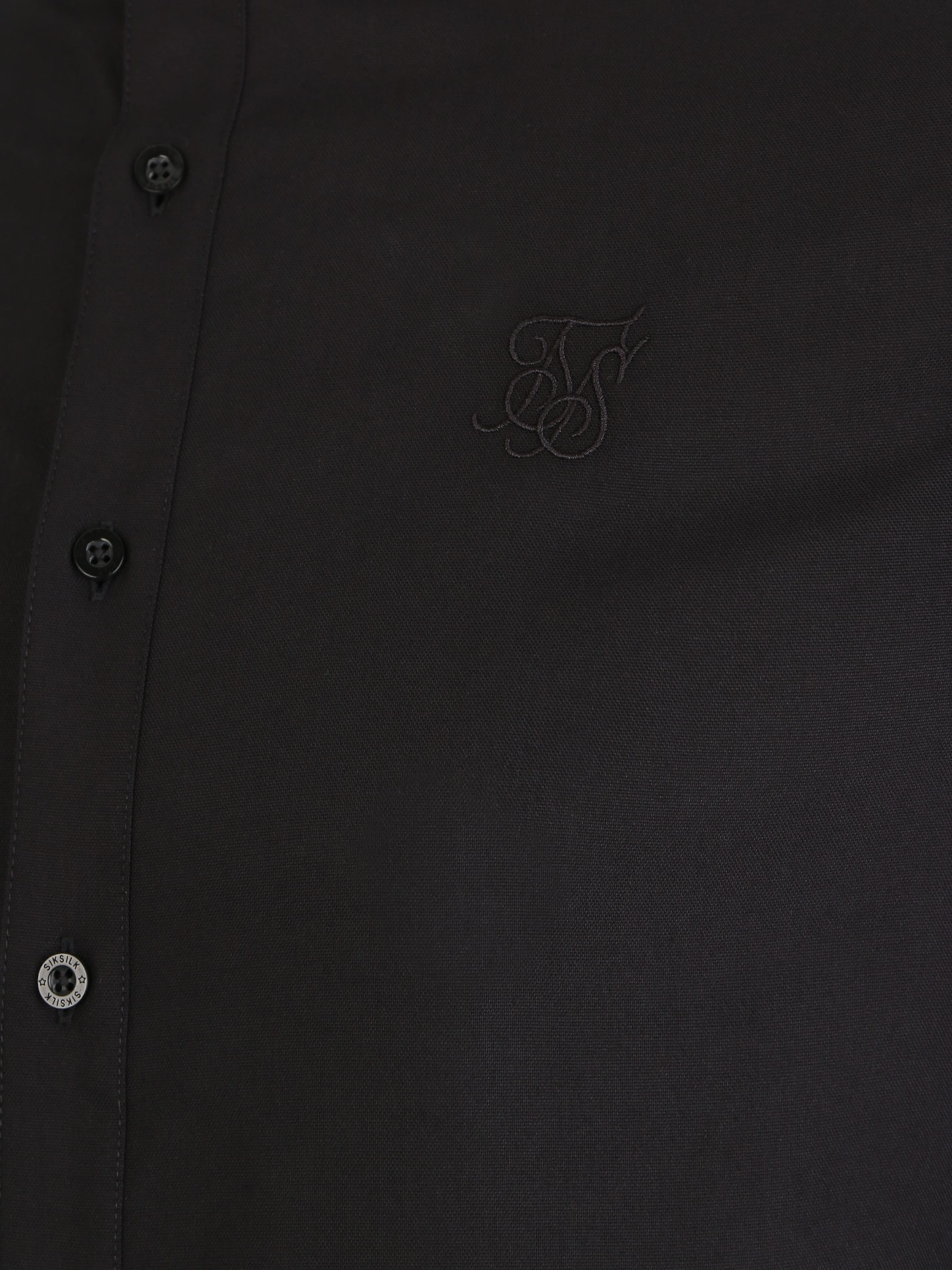 SikSilk Skjorta i svart