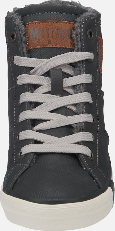 MUSTANG Sneaker in Leder-Optik