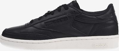 Reebok Classics Sneaker 'Club C 85 Hardware' in schwarz / weiß, Produktansicht