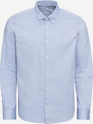 TOM TAILOR Hemd 'Floyd' in Blau