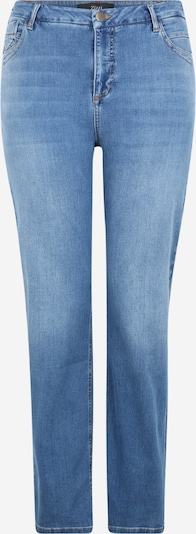 Zizzi Jeans 'GEMMA' in blue denim, Produktansicht