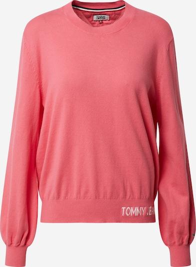Tommy Jeans Bluzka sportowa w kolorze różowym: Widok z przodu