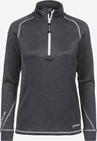 Whistler Performance Shirt 'Bartlett' in Grey
