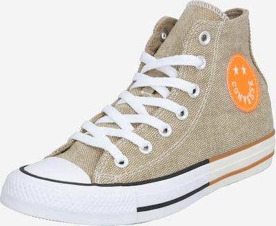 CONVERSE Sneaker 'CHUCK TAYLOR ALL STAR - HI' in beige / orange, Produktansicht