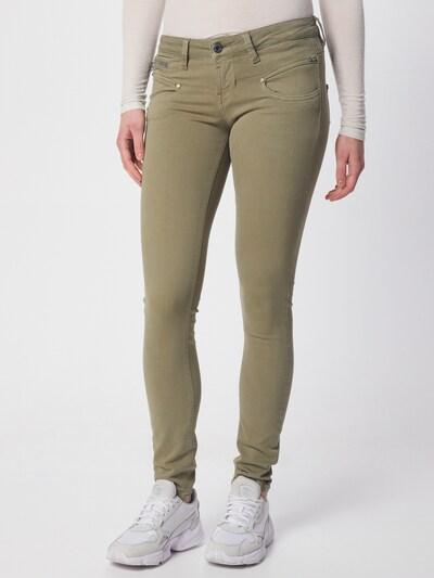 FREEMAN T. PORTER Jeans 'Alexa' in khaki, Modelansicht