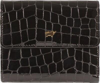 Braun Büffel Portemonnaie 'Verona' in gold / schwarz, Produktansicht