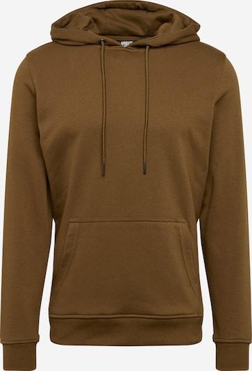 Urban Classics Sweatshirt 'Terry' in oliv, Produktansicht