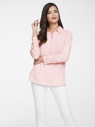 heine Blouse 'TIMELESS' in de kleur Oudroze, Modelweergave