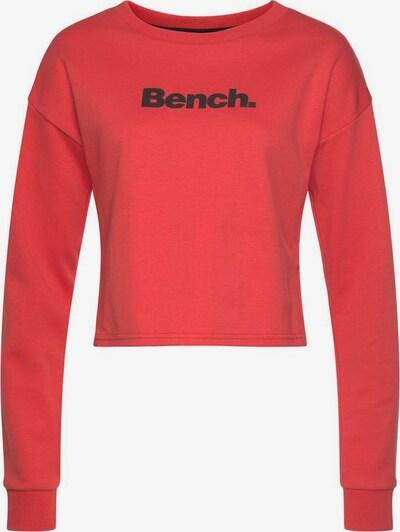 BENCH Sweatshirt in rot, Produktansicht