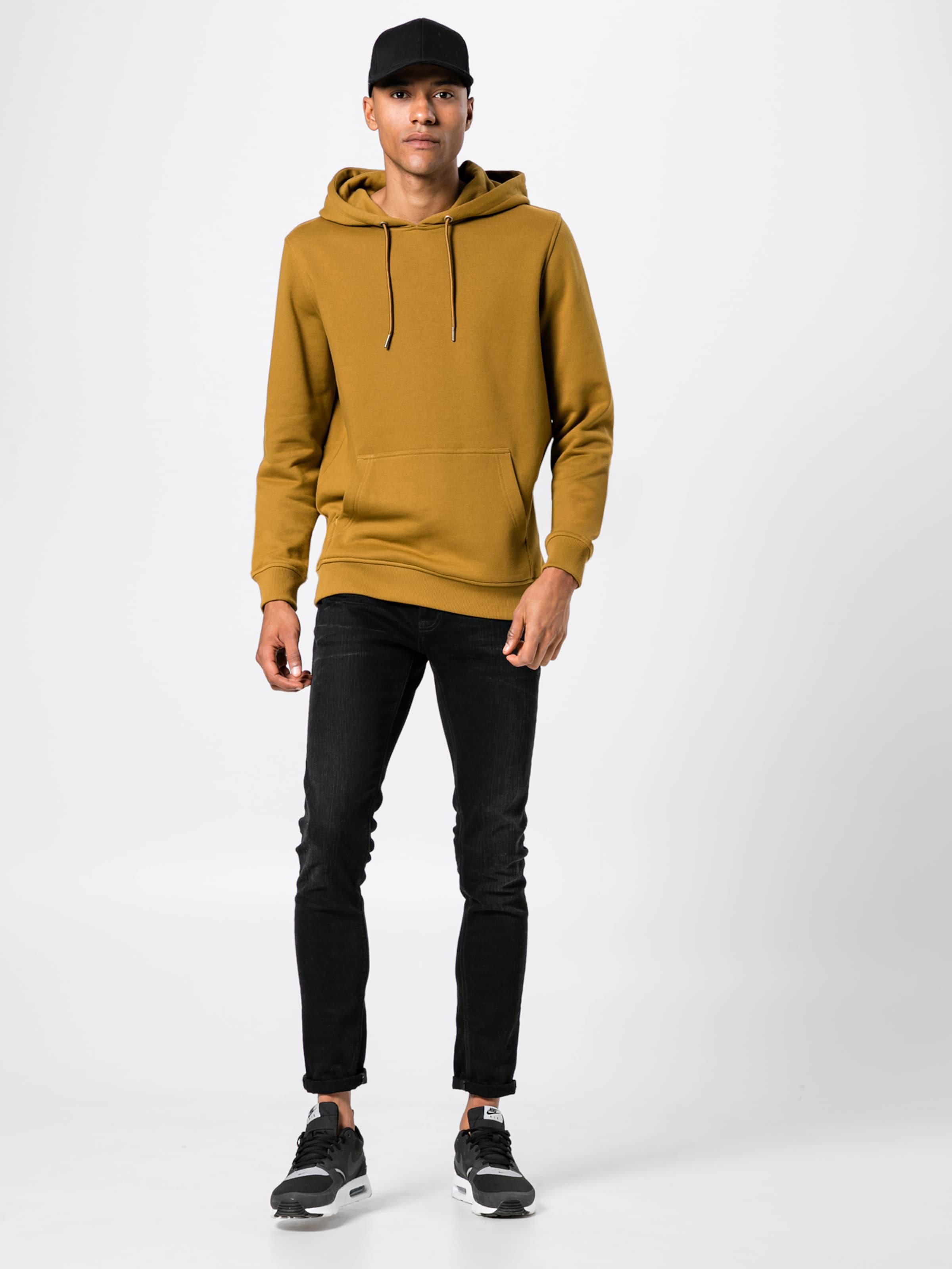 Urban In Urban Senf Sweatshirt In Senf Sweatshirt Classics Urban Classics y7Ivb6gYfm