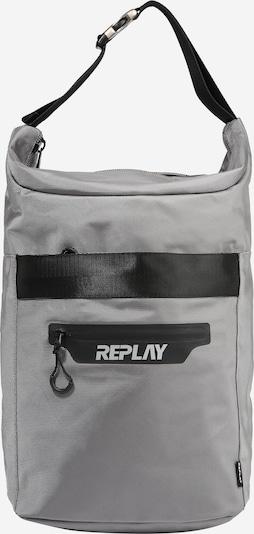 REPLAY Plecak w kolorze szary / czarnym, Podgląd produktu
