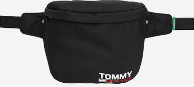 Tommy Jeans Sacs banane 'Campus Girl' en rouge / noir / blanc, Vue avec produit