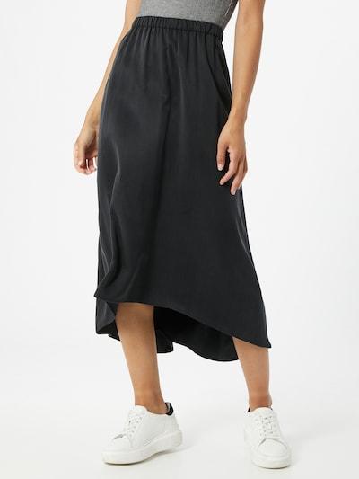 DRYKORN Spódnica 'RAHEL' w kolorze czarnym: Widok z przodu