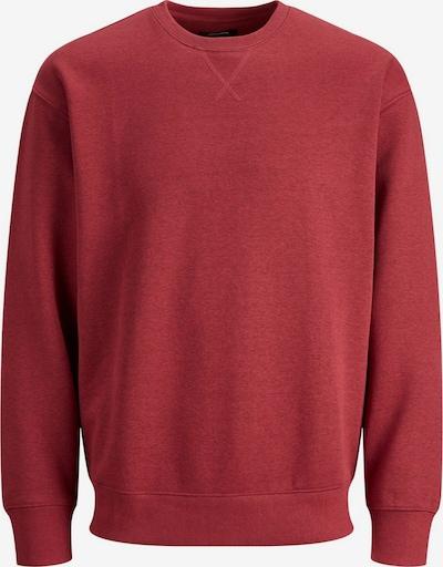 JACK & JONES Sweat-shirt en rouge pastel: Vue de face