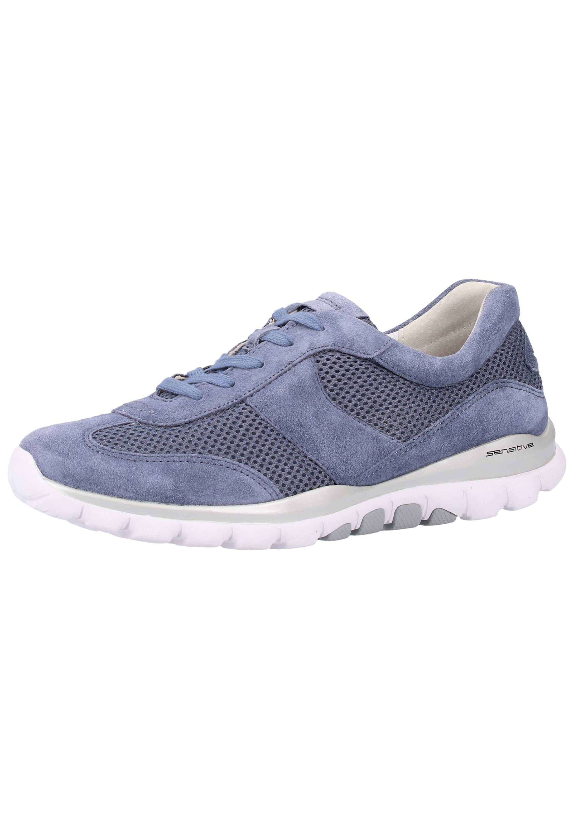 In Sneaker Gabor Gabor Violettblau Violettblau Sneaker In Gabor uXPOkZiT