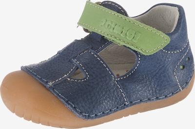 PRIMIGI Lauflernschuhe für Jungen in blau / hellbraun / hellgrün, Produktansicht