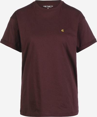 Carhartt WIP T-Shirt in braun, Produktansicht