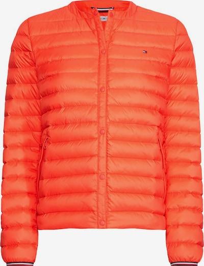 TOMMY HILFIGER Steppjacke in orange, Produktansicht