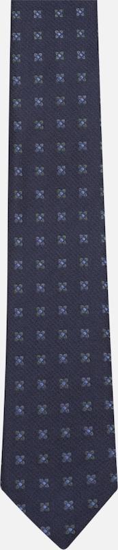 SEIDENSTICKER Krawatte 'Schwarze Rose'