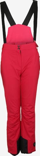 Pantaloni outdoor 'Erielle' KILLTEC pe roz, Vizualizare produs