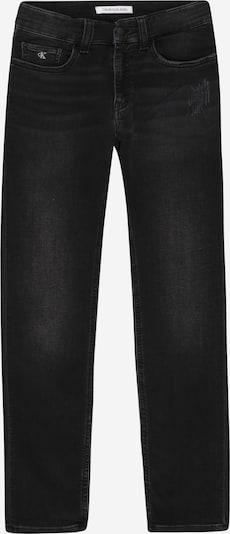 Calvin Klein Jeans Kavbojke | črn denim barva, Prikaz izdelka