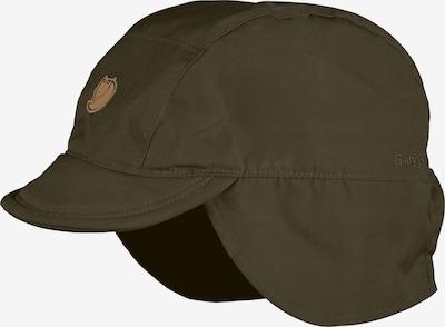 Fjällräven Sportpet 'Singi' in de kleur Olijfgroen, Productweergave