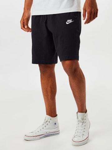 Nike Sportswear Панталон в черно