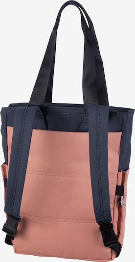 TIMBUK2 Handtasche in ultramarinblau / rosé, Produktansicht