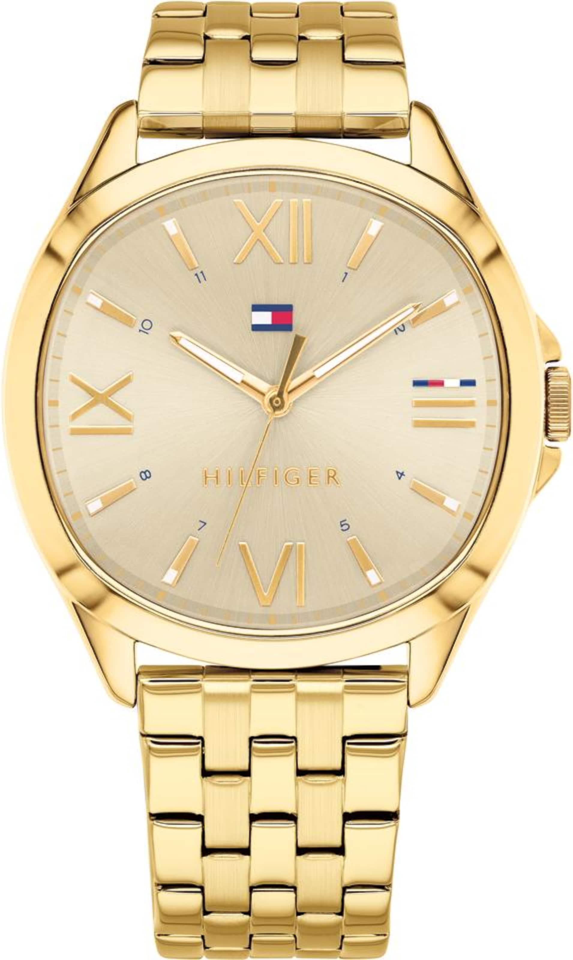 TOMMY HILFIGER Armbanduhr Sammlungen Günstig Kaufen Am Besten Niedrigster Preis Verkauf Online lL5hVva
