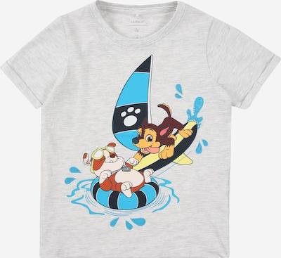 NAME IT Koszulka 'Paw Patrol' w kolorze jasnoszary / mieszane kolorym, Podgląd produktu