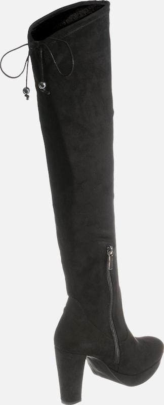 TAMARIS Overknees in schwarz TMR1194001000001