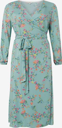 MY TRUE ME Kleid in pastellgrün / mischfarben, Produktansicht
