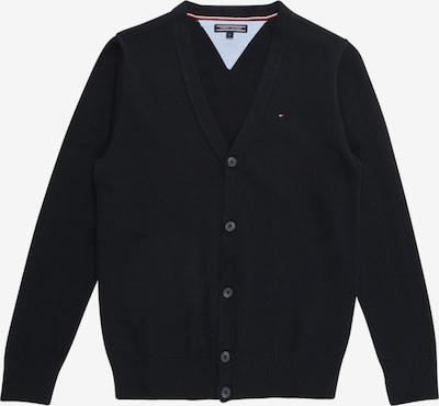 TOMMY HILFIGER Pletená bunda - námořnická modř, Produkt