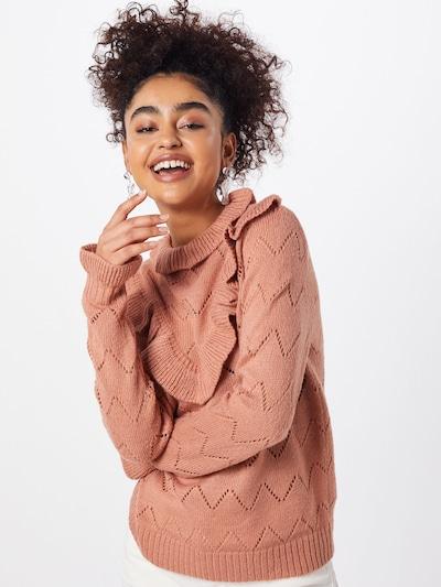 GLAMOROUS Pullover 'AC2755' in pink, Modelansicht