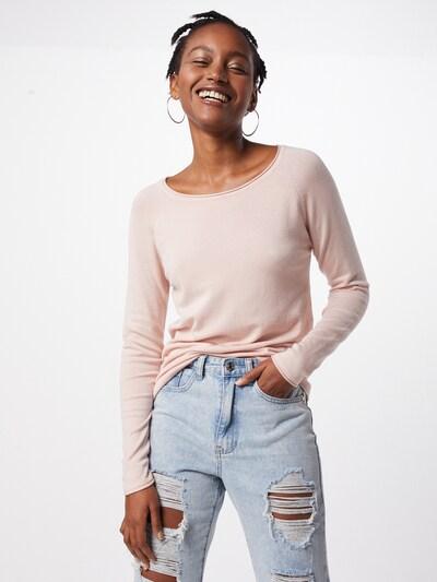 VERO MODA Pullover in rosa, Modelansicht