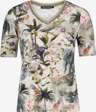 Betty Barclay Shirt in de kleur Beige / Kaki / Gemengde kleuren, Productweergave
