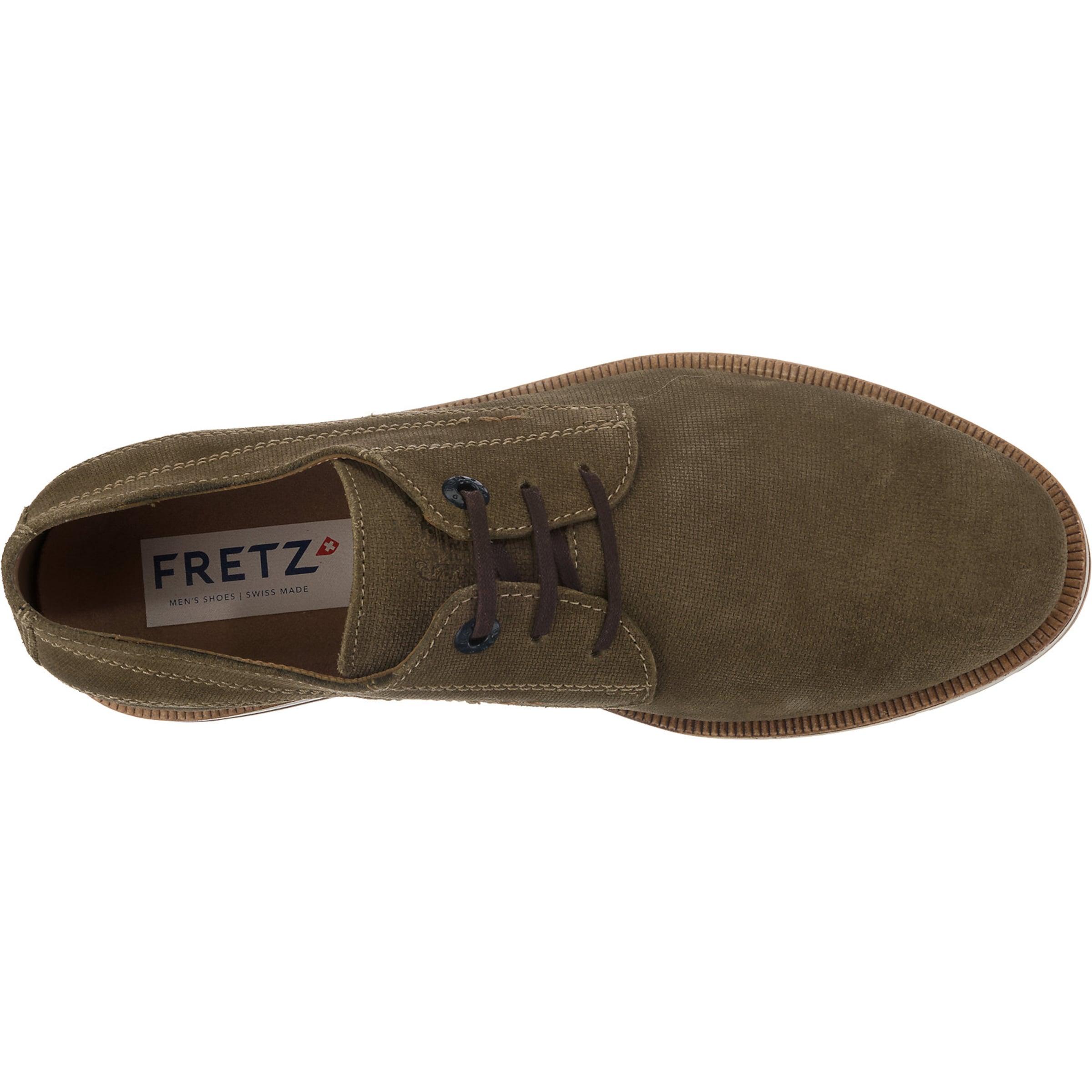 Fretz Oliv Schuhe 'steven' In Men Yfygb76