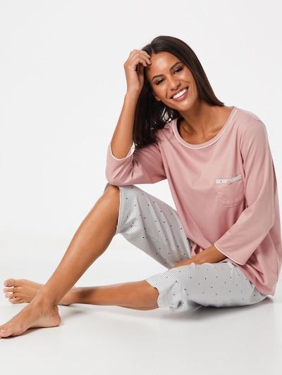 CALIDA Pyjama in de kleur Rosé: Vooraanzicht