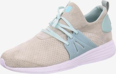 HASSIA Sneaker in beige / jade, Produktansicht