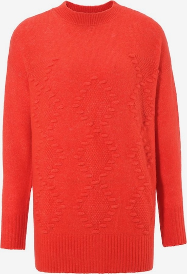 Aniston CASUAL Pullover in orange, Produktansicht