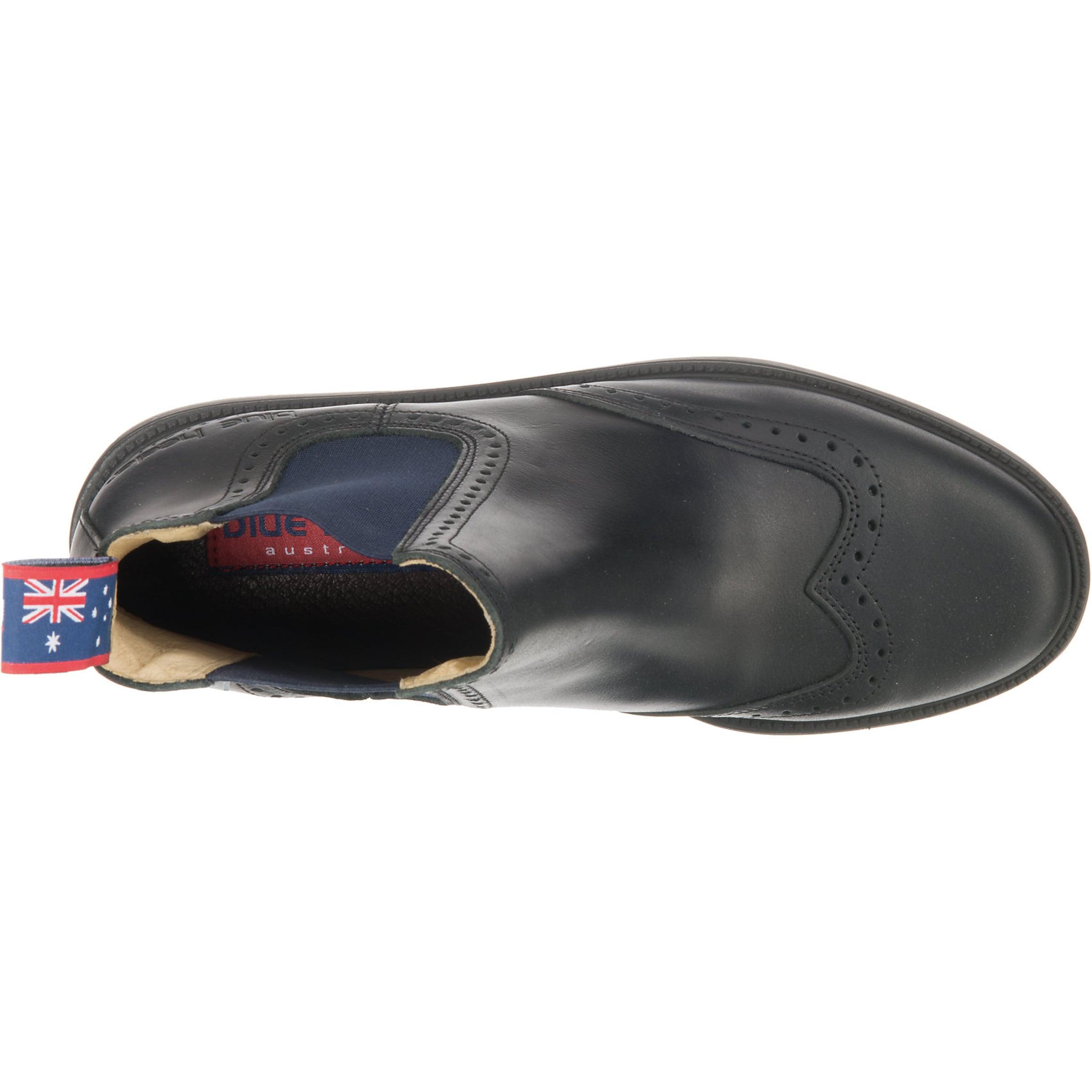 Blue Heeler In Schwarz Boots Chelsea 'hobart' sdrhtQC