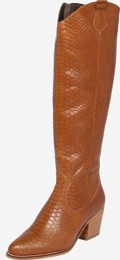 Kaubojiški batai iš PS Poelman , spalva - ruda (konjako), Prekių apžvalga