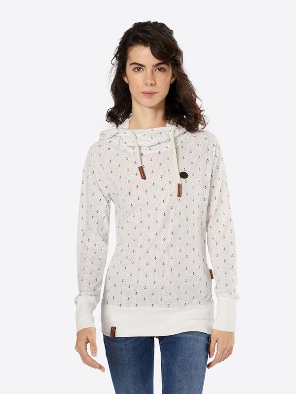 naketano Sweatshirt 'Mandy Ankerdizzel'