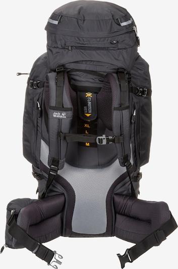 JACK WOLFSKIN Trekkingrucksack 'Denali 75' in dunkelgrau, Produktansicht
